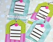 Cake Tags, Set of 4
