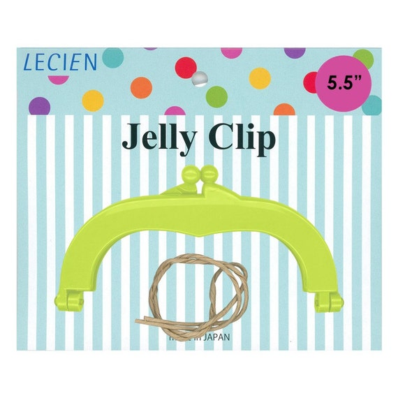 Lecien Jelly Clip Purse