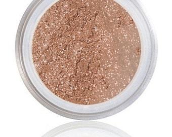 MOD DOLLIES Mineral Eyeshadow Makup in Caramel Rose