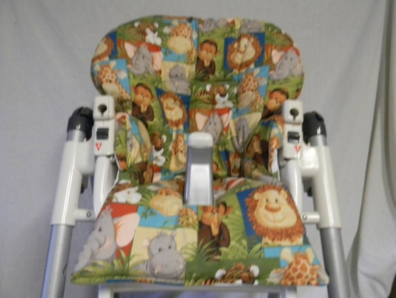 prima pappa diner and more highchair cover in baby safari