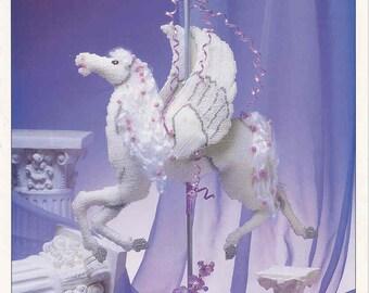 Pegasus  ~  plastic canvas pattern  Annie's