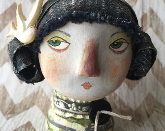 Merritt. Clay Art Doll