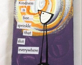 Kindness Magnet 3x6