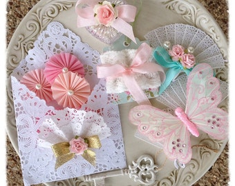Pretty Ispiration Kit for Birthday Party Crafting
