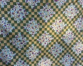 Irish chain Quilt -FRONT ONLY