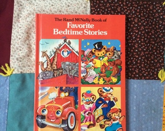 Vintage Hardcover Story Book