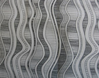 Wavy Lines by Timeless Treasures