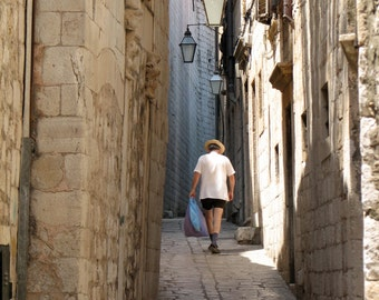 Croatia Photography, Dubrovnik Photography, Europe, Alley, Game of Thrones, Kings Landing