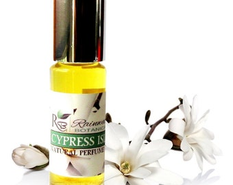 Cypress Isle Natural Perfume Oil