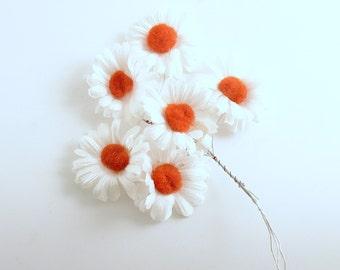 Vintage Flower Picks Daisy Picks Daisies