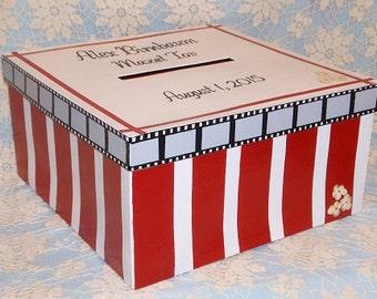 Movie Theme Money Box