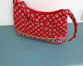 Cute Little Vintage Vera Bradley Small Handbag