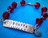 Bonita Silver Bracelet