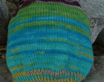 Multi-Striped Hat