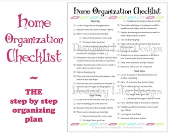 Kitchen Checklist kitchen cleaning checklist pdf printable home management