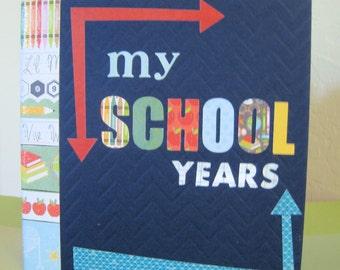 My School Years mini album