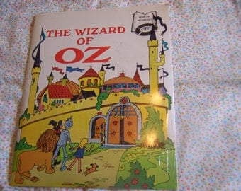 book and record set the wizard of oz
