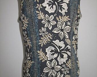 Made in Hawaii Iolani Long Dress