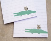 magnetic to do list notepad
