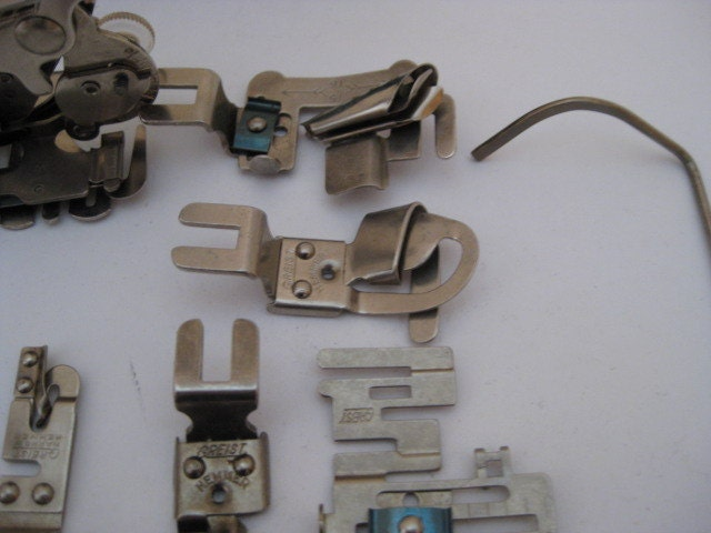 kenmore sewing machine attachments