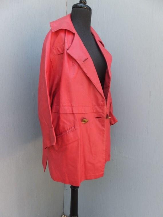 Arizona leather jacket
