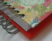 Card Organizer - Greeting Card Organizer - Birthday Card Organizer - Card Planner - Address Book - Birthday Reminder - Pocket - Floral