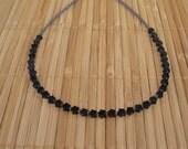 Teeny Tiny Stars Necklace Purple Stars Necklace Midnight Blue Purple Necklace Friend Necklace Celestial Necklace Tiny Star Necklace Teen