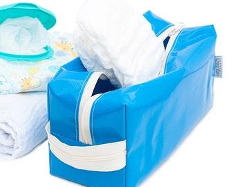Waterproof Storage Bag Toiletry Kit Cosmetic Case Large