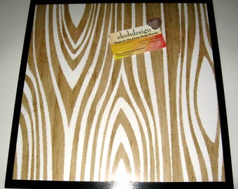 Wood.. Magnetic Dry Erase Memo Board / Housewarming Gift / Desk / Office Decor / Organization / Message Board / Wall Decor / CoWorker Gift