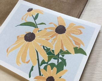 Black Eyed Susan 5pk Cards