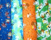PEANUTS  #7  fabrics, sold individually,not as a group, sold by the Half Yard, please see body of listing