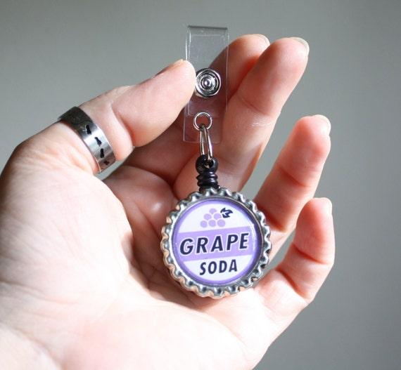 Disney Pixar Up Grape Soda Bottle Cap Pin Badge By
