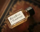 Rockrose + Oakwood - Strange Companion Blend™ - Natural Perfume Oil