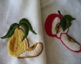 Shabby Vintage Cutter Linens