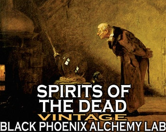Spirits of the Dead 2005: Black Phoenix Alchemy Lab Perfume Oil 5ml