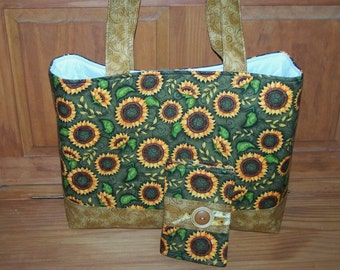 Crochet Hook Organizer and Project Bag