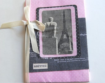 Brag Book, Photo Album, Paris, Vacation