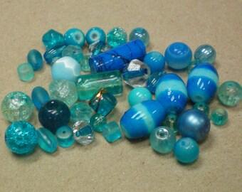 Turquoise Bead Mix