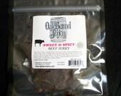 Steak Cut Sweet & Spicy Beef Jerky