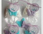 20 Butterfly Soap Party Shower Favors (Tags Included)