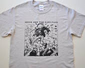 Eddie and the Subtitles **** You Eddie T-Shirt Grey