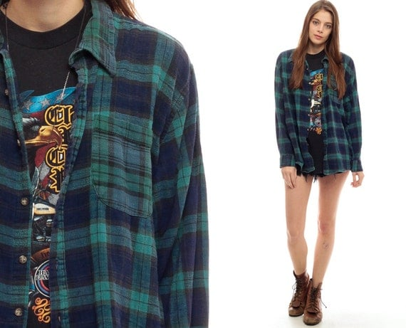 Find blue green plaid shirt women's at ShopStyle. Shop the latest collection of blue green plaid shirt women's from the most popular stores - all in.