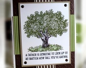 Stampin' Up Father's Day Card