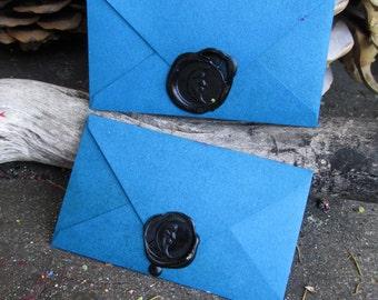 Rita's Hoodoo Spellvelopes™  - DARK MOON - Release, Banish, Reverse, Retreat, Rest, Soul Searching - Witchcraft, Pagan, Hoodoo