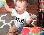 Boy's First Birthday Outfit Bodysuit One Gift Black Arrow Tribal Toddler Arrow Bodysuit