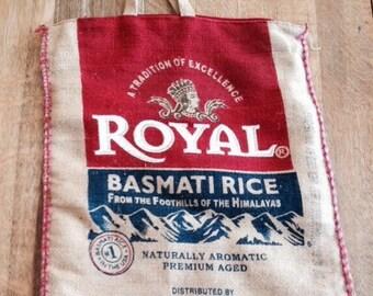Royal Basmati Rice Tote Bag