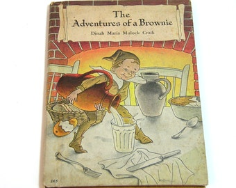The Adventures Of A Brownie By Dinah Maria Mulock Craik