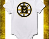 Boston Bruins themed bodysuit or Tee shirt