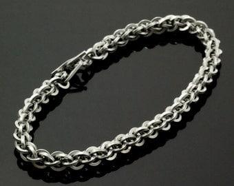 Square Aluminum Jens Pind Bracelet Kit