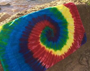 Tie dye Beach/Bath/Pool Towel